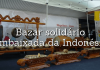 gamelan no bazar solidario da embaixada da indonesia