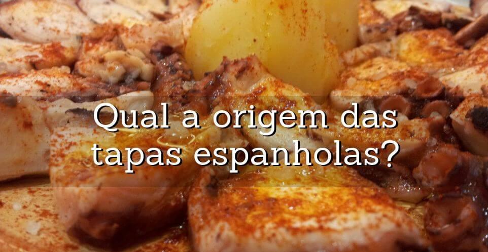 lenda da origem das tapas espanholas