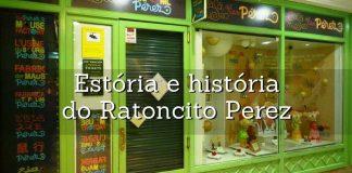 historia e estoria do ratoncito perez, a fada dos dentes espanhola
