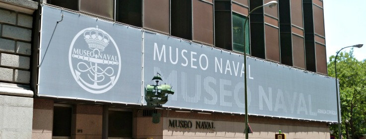 Naval Museum of Madrid (Spain).