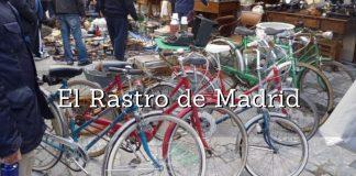 o que ver e fazer no rastro de Madrid