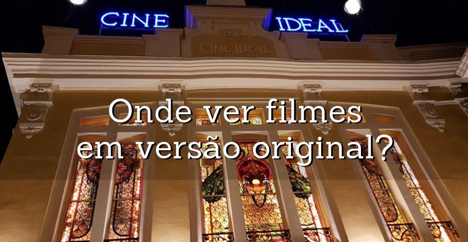 cinemas com filmes em versao original em madrid