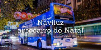 naviluz autocarro natal madrid