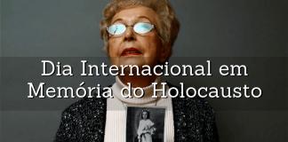 dia internacional memoria do holocausto em madrid