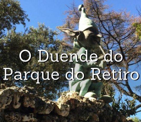 curiosidades sobre o duende do parque do retiro