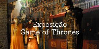 exposição game of thrones madrid
