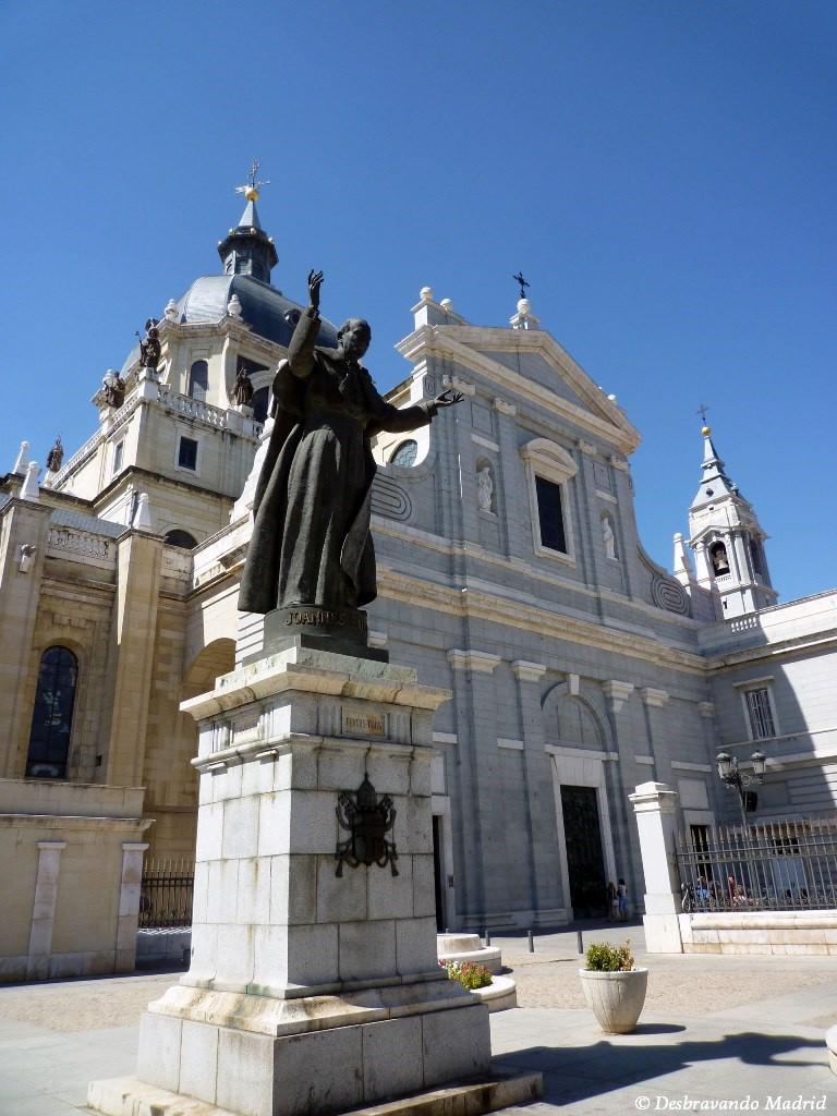 catedral almudena curiosidades madrid o que fazer em madrid