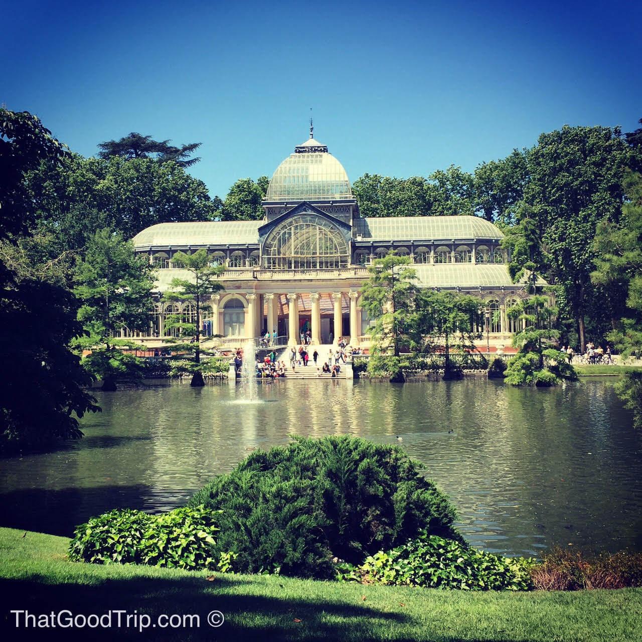 palacio cirstal madrid