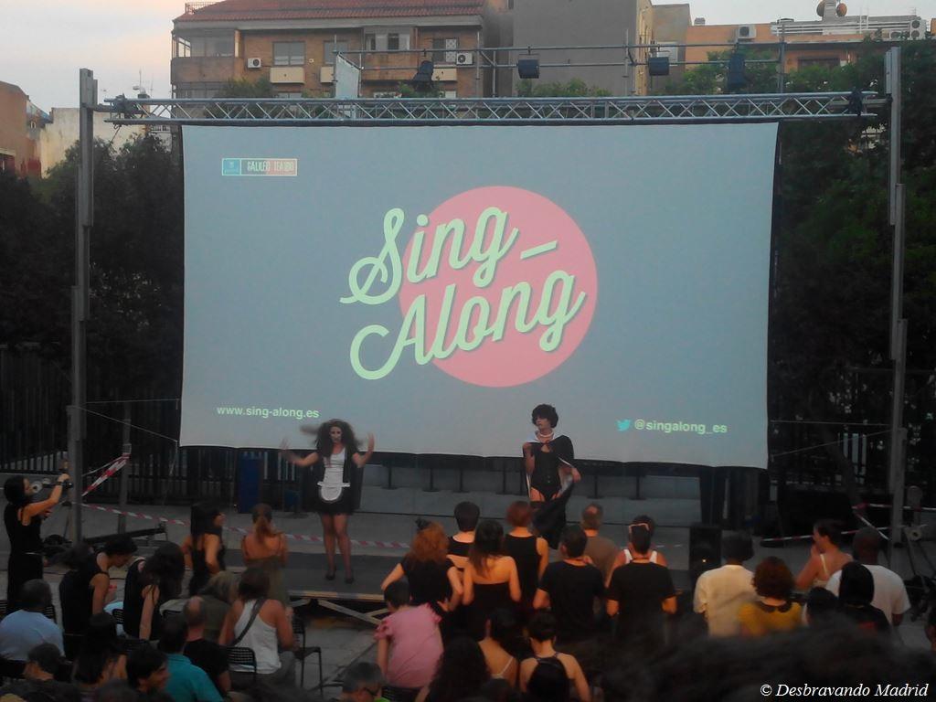 cinema verao madrid o que fazer em madrid sing along