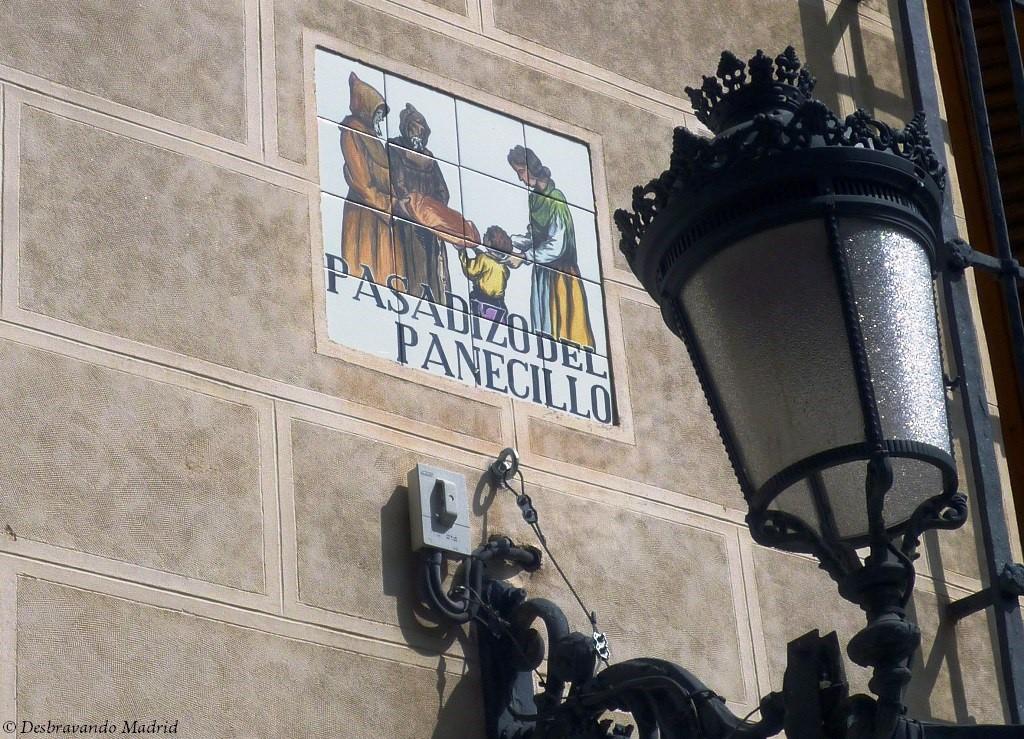 pasadizo panecillo madrid curiosidades o que fazer em madrid ruas madrid