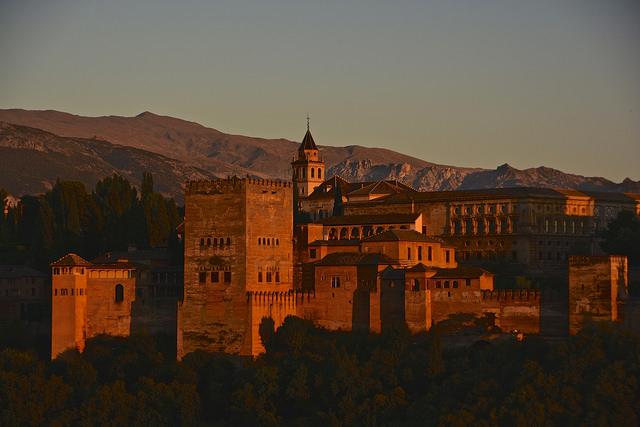 Alhambra, Granada espanha 50 cidades para ver antes de morrer curiosidades