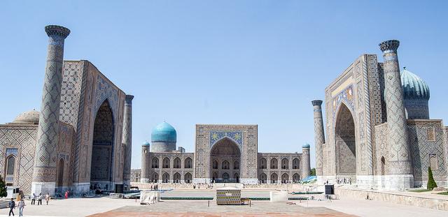 samarkanda uzebequistao 50 cidades para ver antes de morrer curiosidades