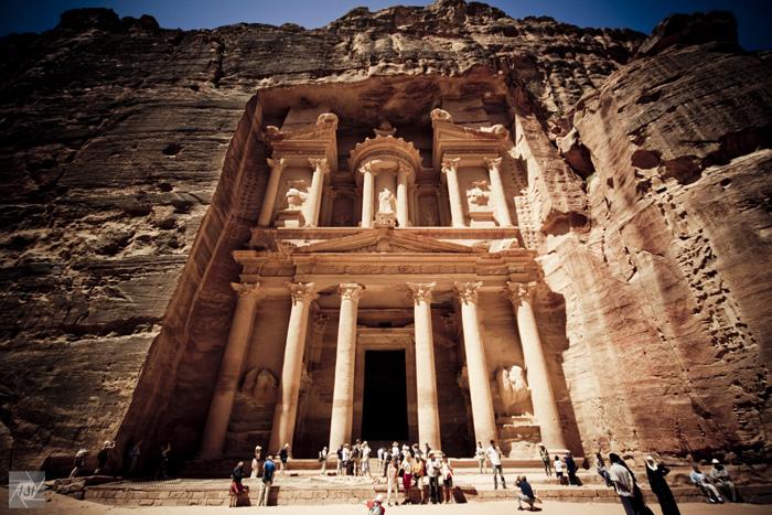 petra jordania 50 cidades para ver antes de morrer curiosidades