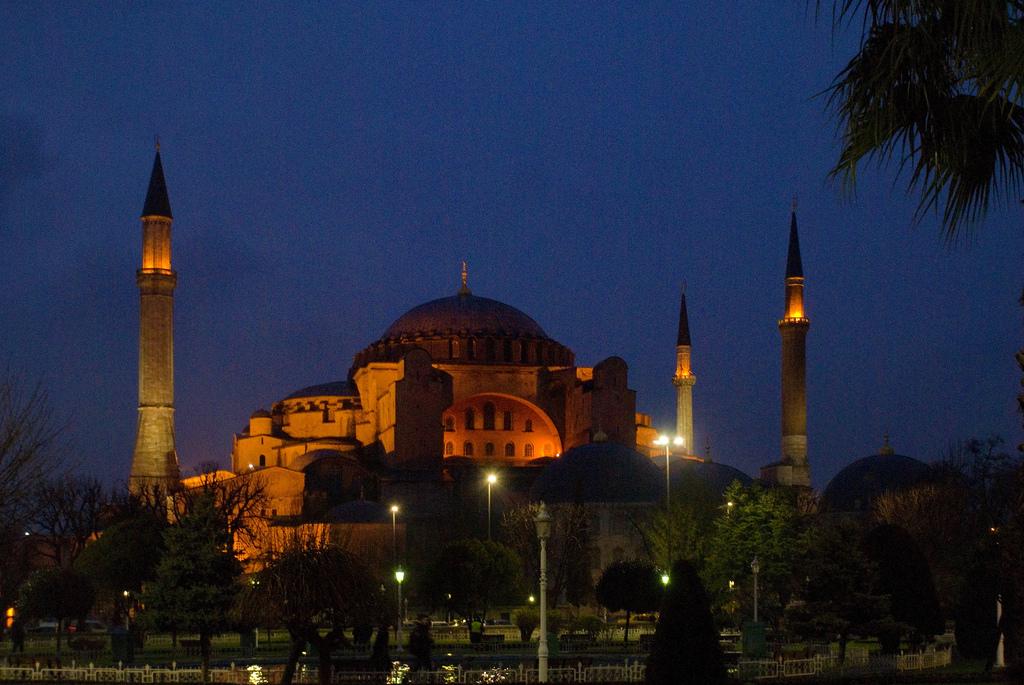 Hagia Sofia, Istambul turquia 50 cidades para ver antes de morrer curiosidades