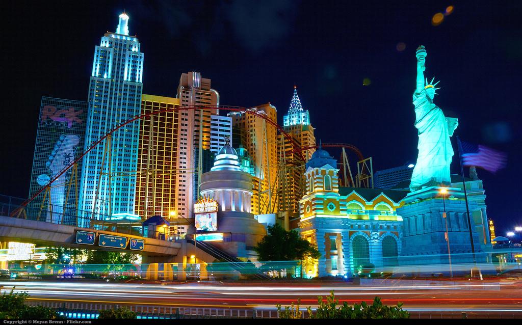 las vegas eua 50 cidades para ver antes de morrer curiosidades