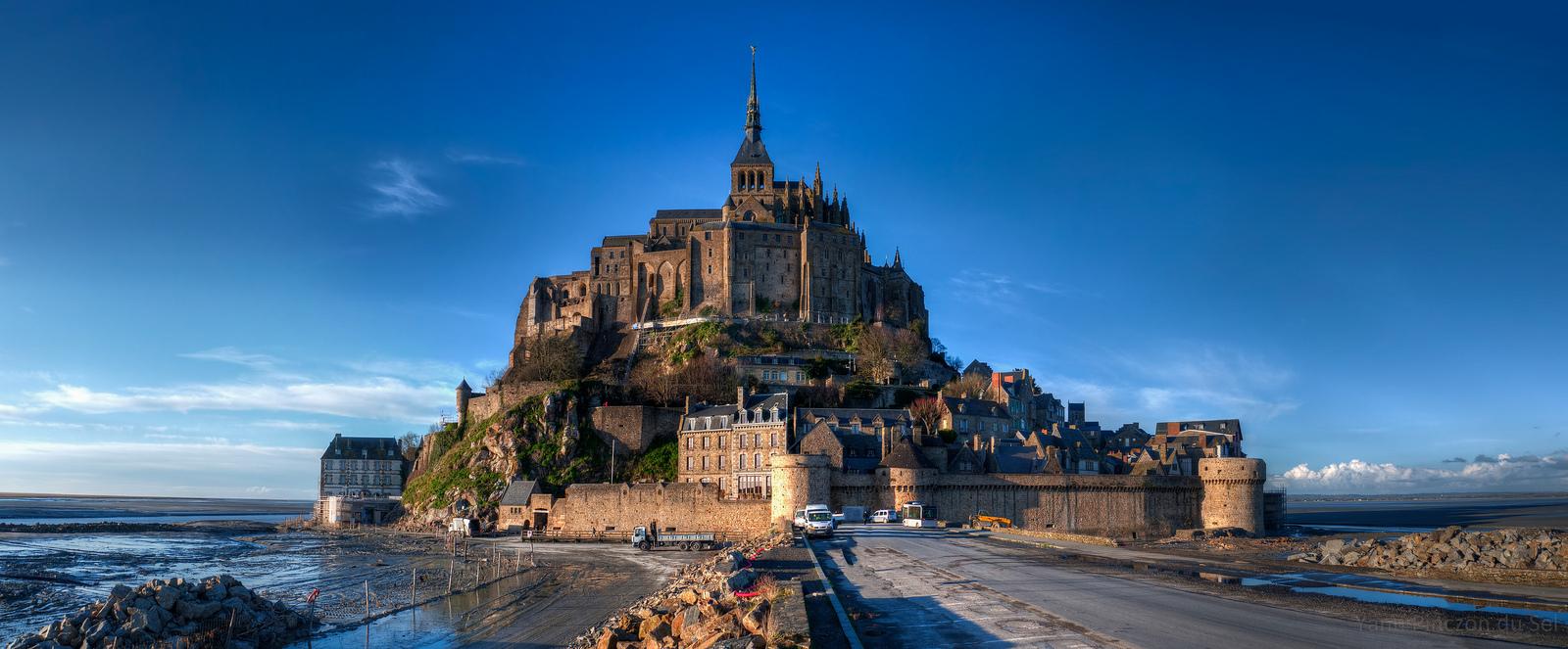 mont saint michel frança 50 cidades para ver antes de morrer curiosidades