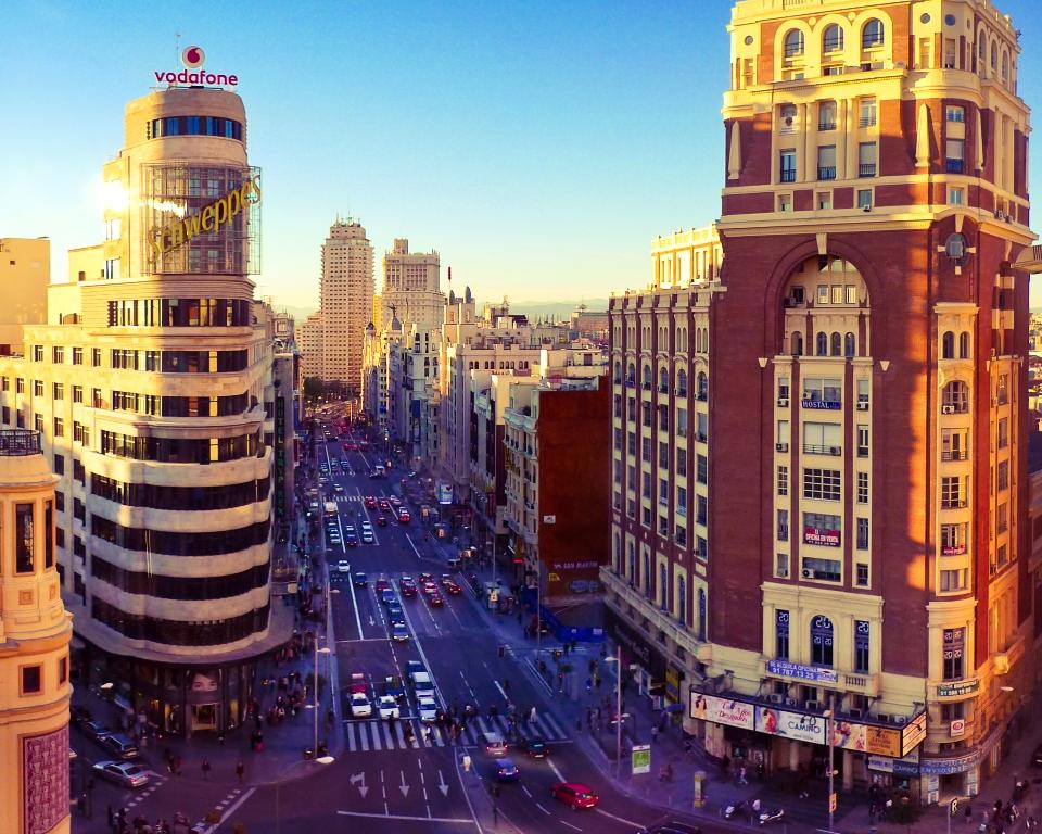 gran via callao el corte ingles curiosidades madrid 10 lugares mais fotografados de Madrid o que fazer em madrid