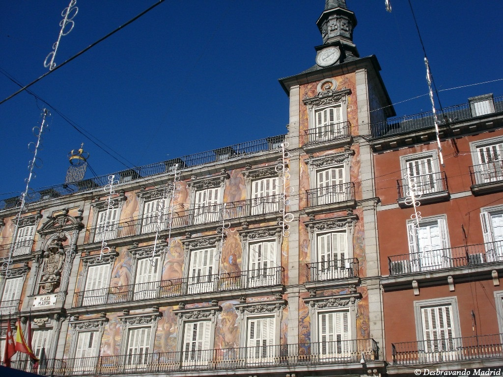 praça maior plaza mayor curiosidades madrid 10 lugares mais fotografados de Madrid o que fazer em madrid