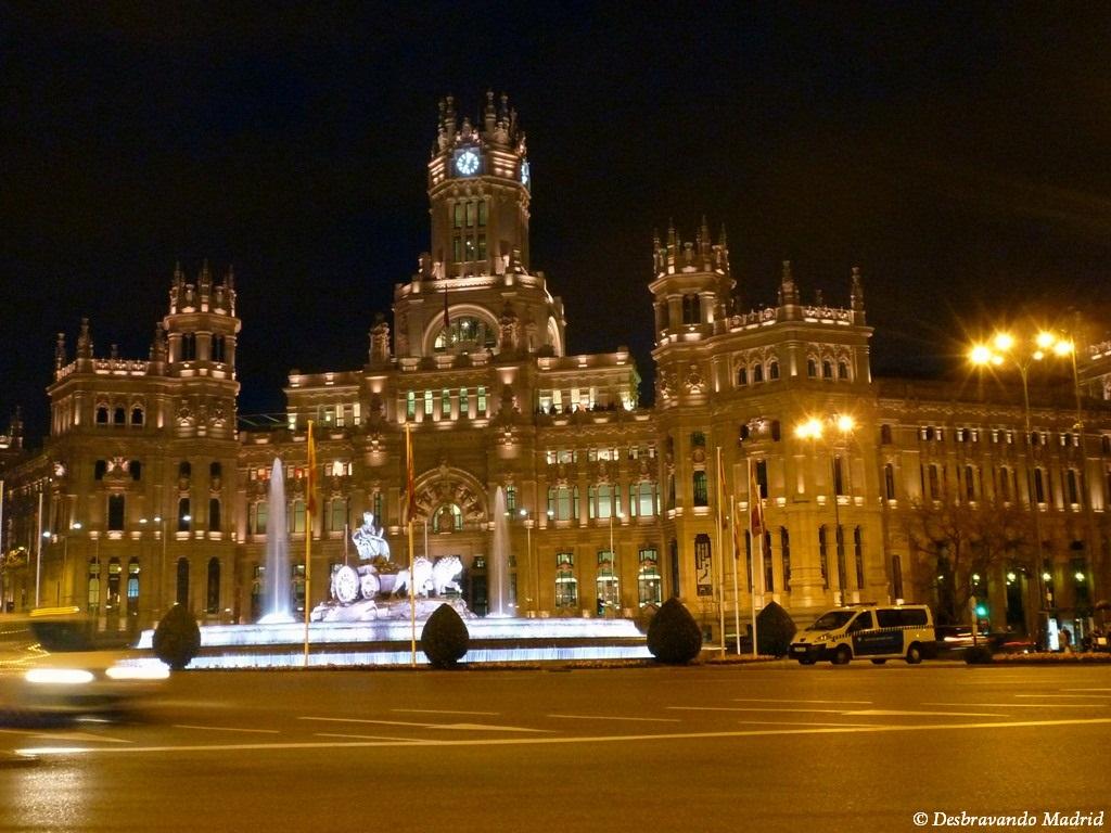 fonte cibeles palacio cibeles centro centro comunicaçoes curiosidades madrid 10 lugares mais fotografados de Madrid o que fazer em madrid