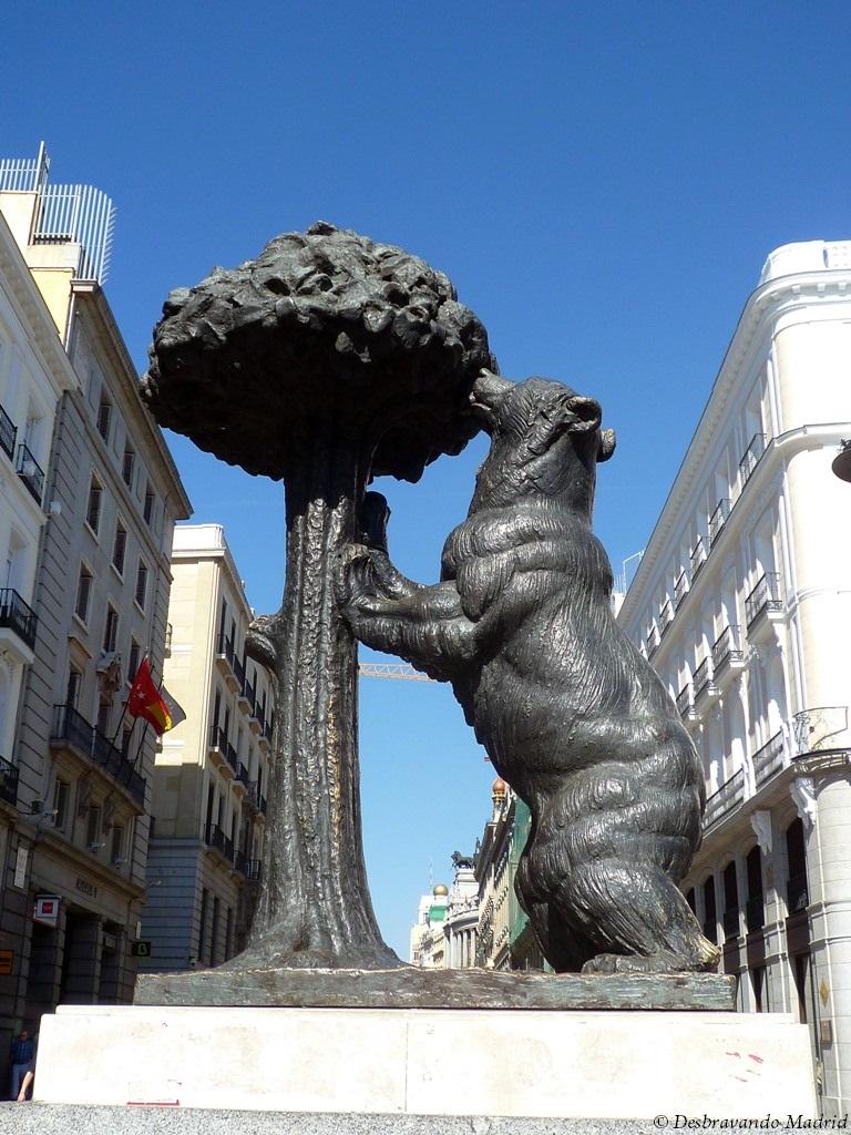 urso medronheiro madronho medronho curiosidades madrid 10 lugares mais fotografados de Madrid o que fazer em madrid