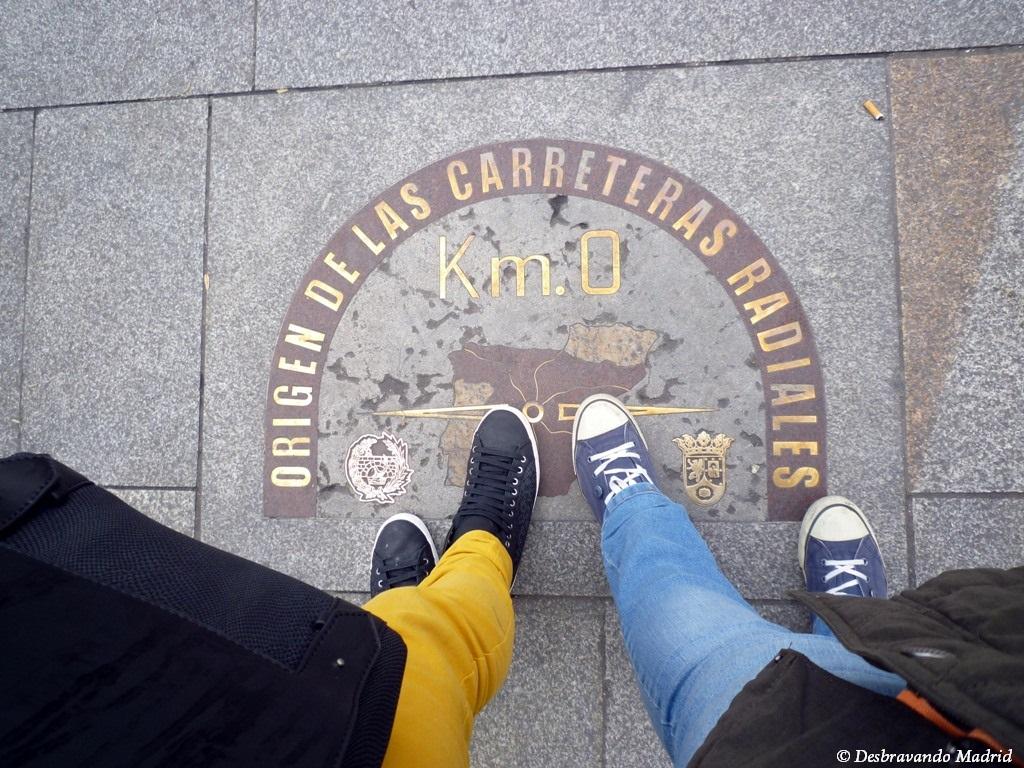 kilometro zero curiosidades madrid 10 lugares mais fotografados de Madrid o que fazer em madrid