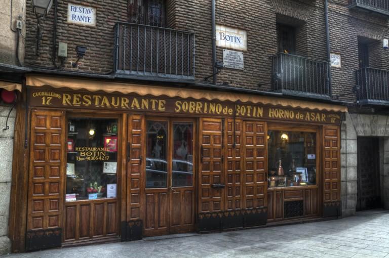 Restaurante Botin, madrid de los autrias, o que é madrid austrias, passear madrid austrias, conhecer madrid austrias, curiosidades madrid, Madrid de los Austrias