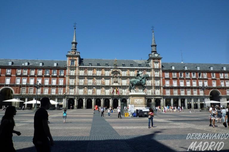 Plaza Mayor e Casa de la Panadería, madrid de los autrias, o que é madrid austrias, passear madrid austrias, conhecer madrid austrias, curiosidades madrid, Madrid de los Austrias