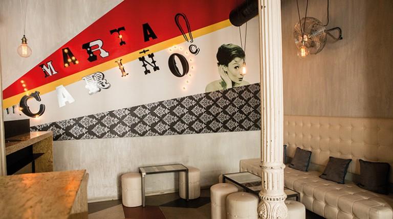 marta cariño, lugares LGBT em madrid