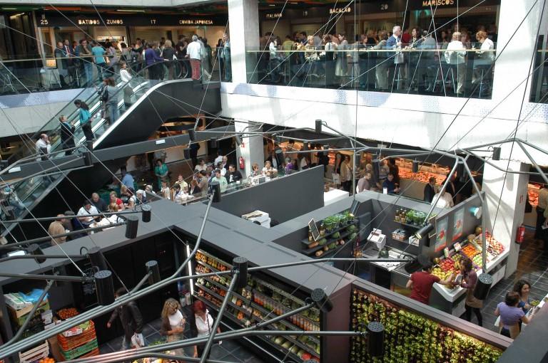 mercado san anton, lugares LGBT em madrid