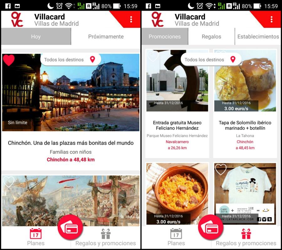 Planos e ofertas com o VillaCard