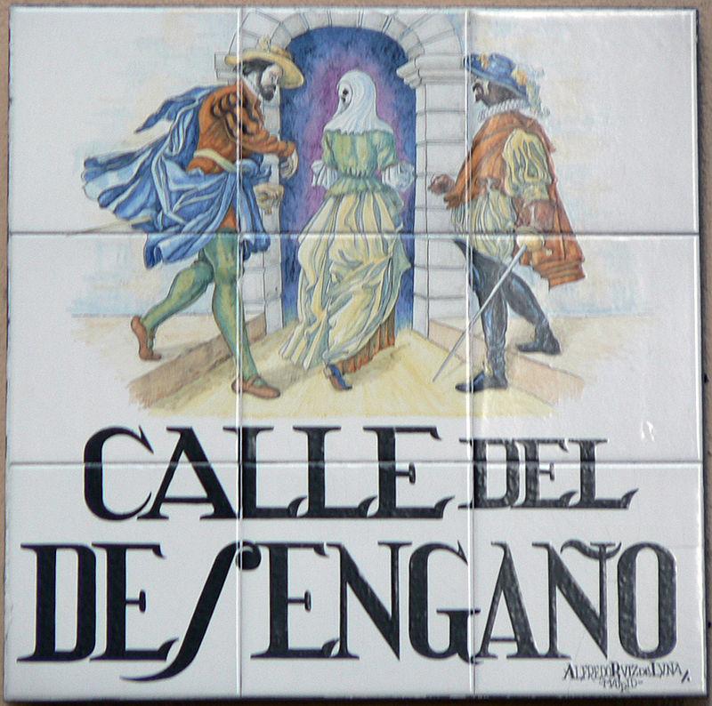 Calle del Desengaño, Madrid