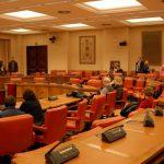 sala constitucional do congresso dos deputados