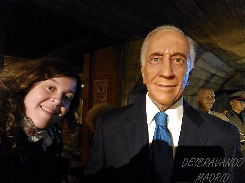 museu cera madrid marcelo rebelo sousa