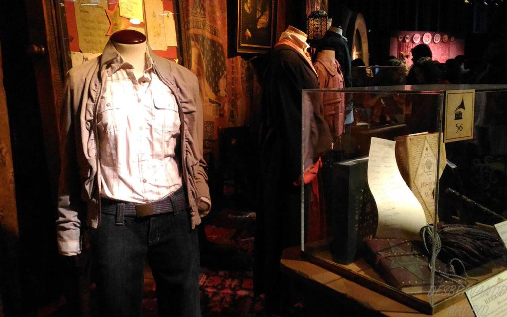 roupa da hermione