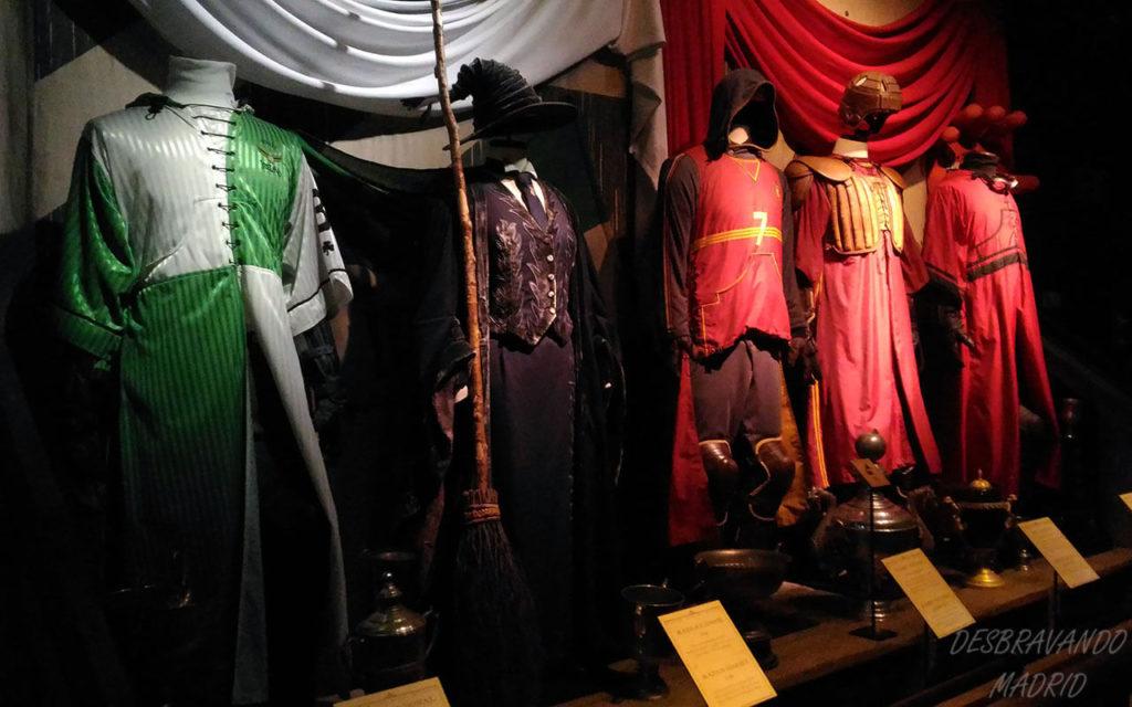 roupa das equipas de quidditch