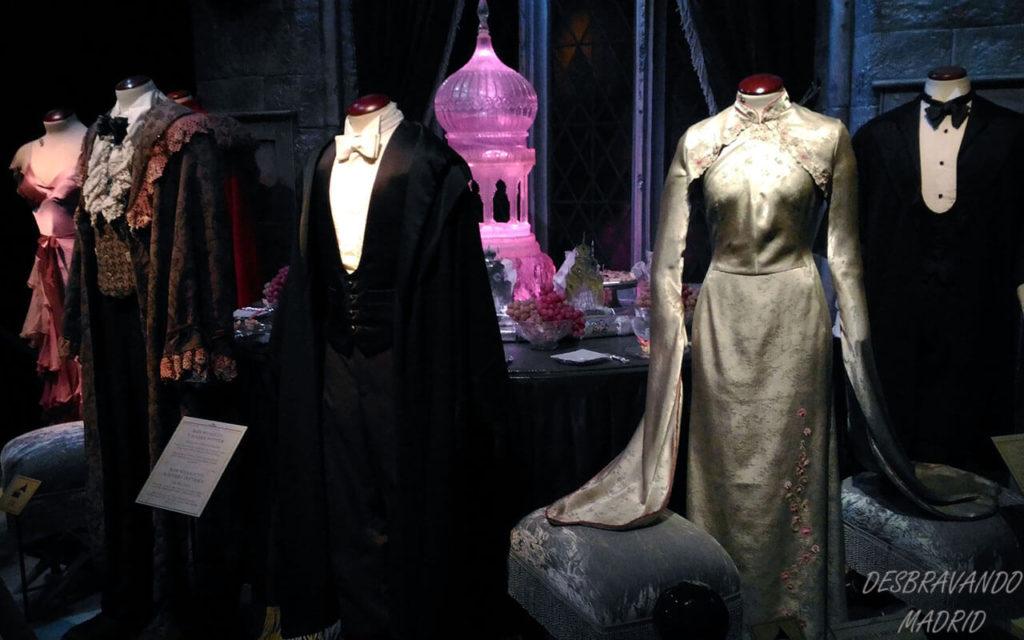 vestidos de gala de harry potter