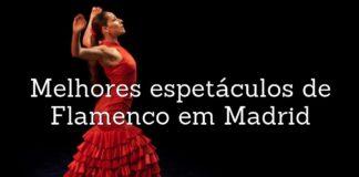 bailaora de flamenco em madrid