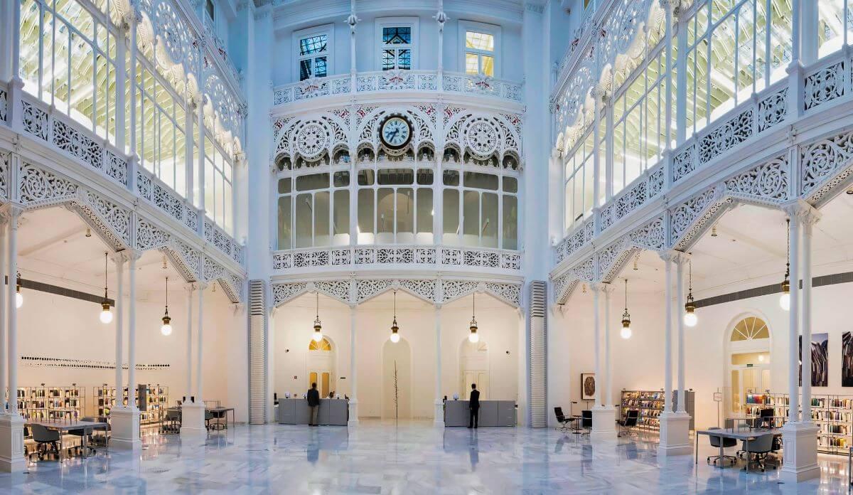 biblioteca do banco de espanha