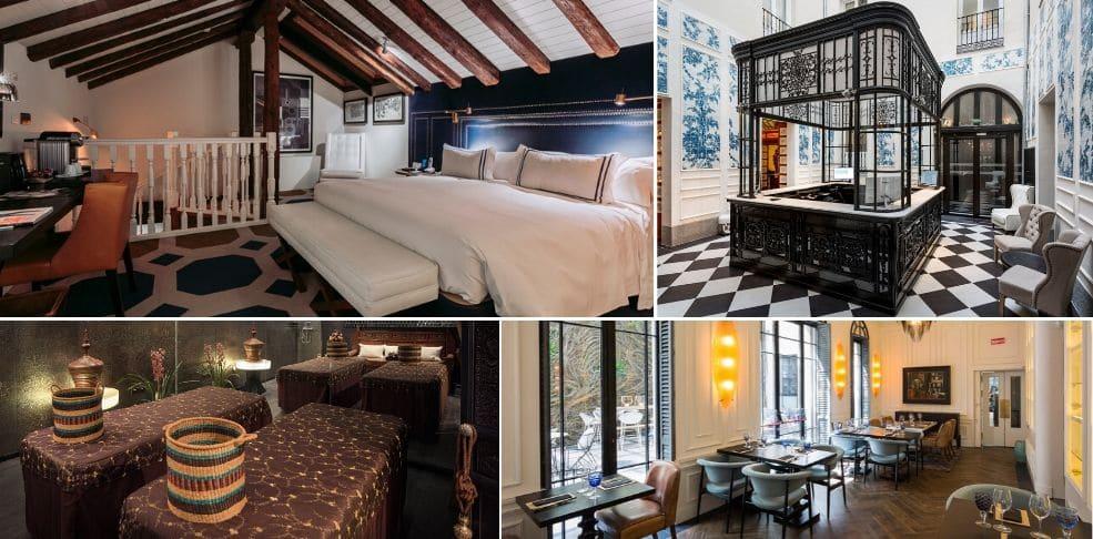 espaços only you boutique hotel madrid