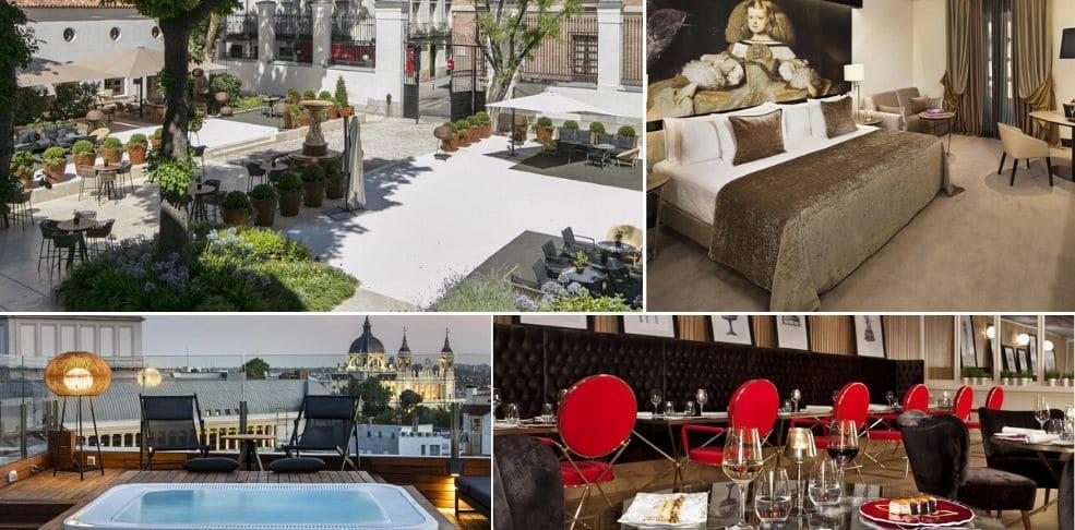 espaços gran hotel melia palacio de los duques