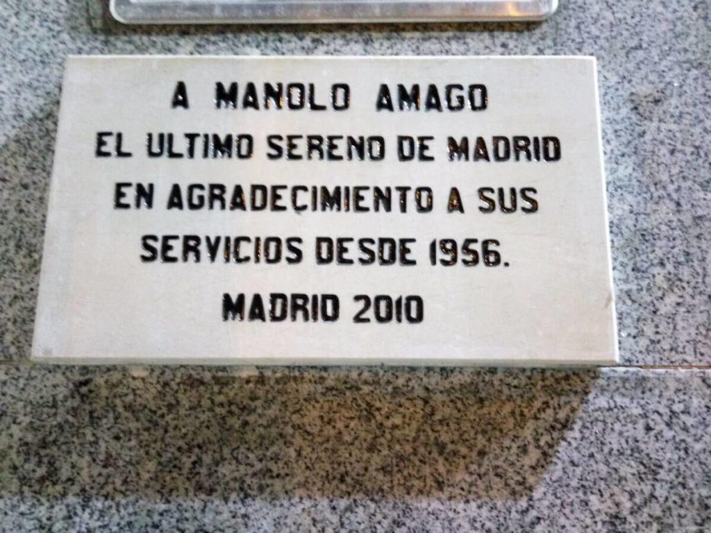 placa homenagem manuel amago