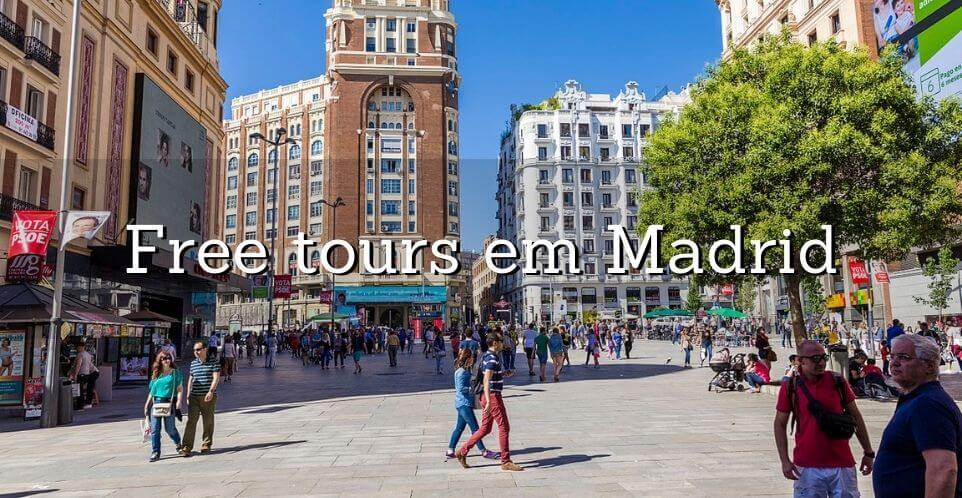 free tour por madrid em portugues